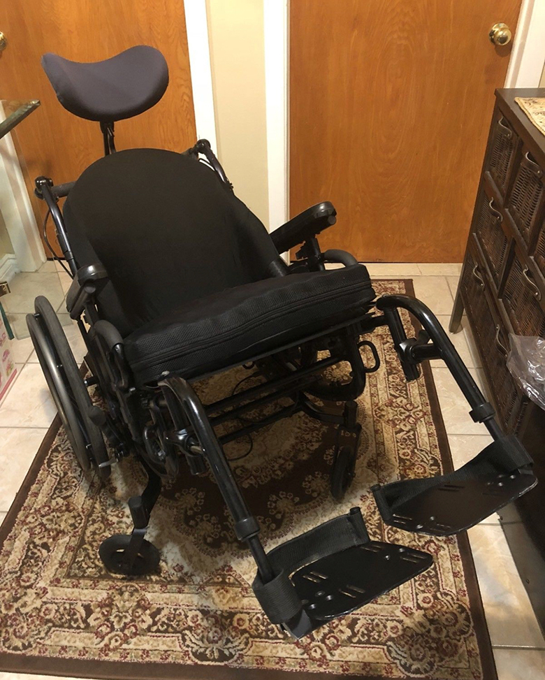 wheelchair 16
